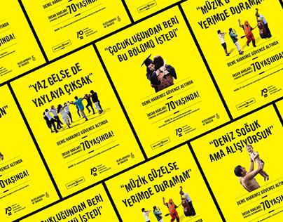 Amnesty Internation / 70th Anniversary of the Universal