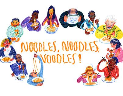Noodles, Noodles, Noodles!
