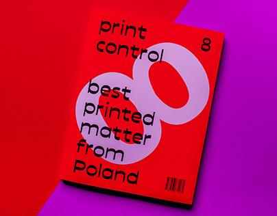 Seria roczników Print Control