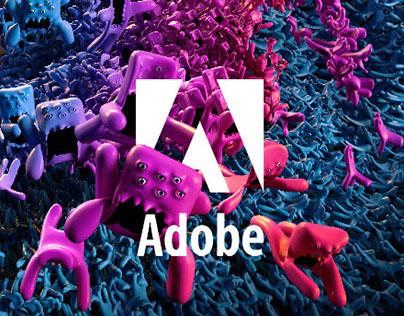 Creatures' Splash // for Adobe CC Mosaic 2014