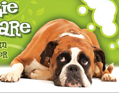 Karnik - Doggie Daycare Rack Card