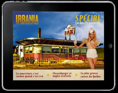 iPad App | Urbania