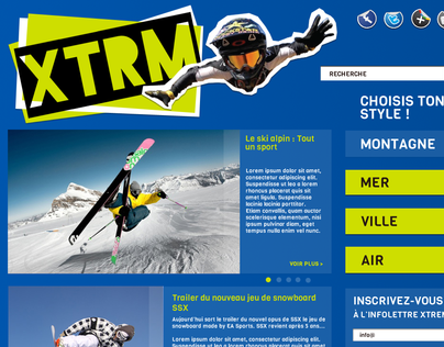 Blog | Xtrm