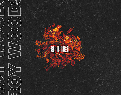 Roy Woods - Nocturnal (Official Album Cover)