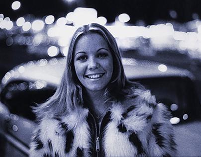 Cruising Van Nuys Blvd. 1974