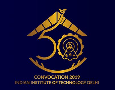 IIT Delhi Convocation Logo