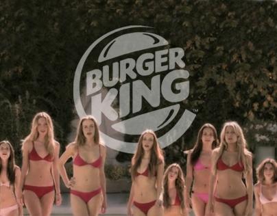 """T.V. Burger King """"3 con 30"""""""