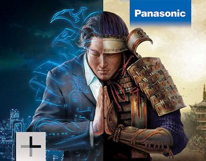 Panasonic Rebranding Campaign 2015