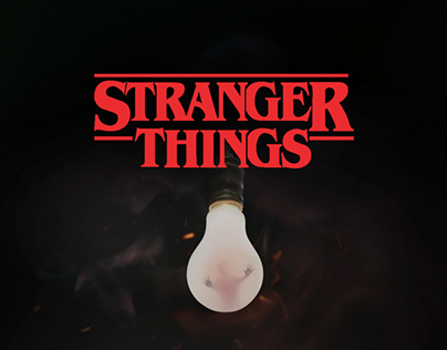 Stranger Things - Interactive website
