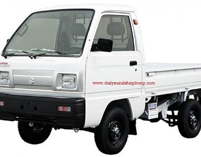 Xe tải Suzuki 5 tạ tại Hải Phòng