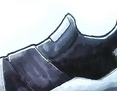 Lifestyle Shoe Design