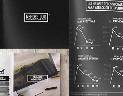 NEROESTUDIO -Corporative Brochure