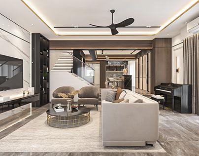 Johor Bahru Luxury Semi-D Interior Design