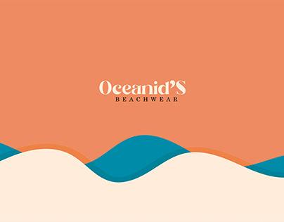 REBRANDING - OCEANID'S BEACHWEAR