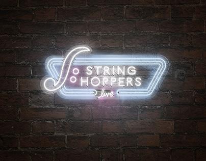 String Hopper Logo