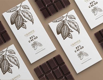 Granier   Packaging chocolate