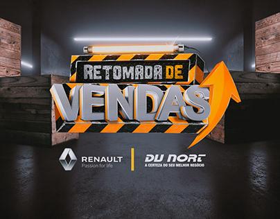 Campanha Renault - Retomada de Vendas 2020