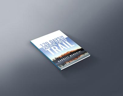 Pacific Crest Trail Book Cover Design