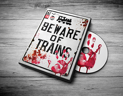 Beware of Trains | Logo