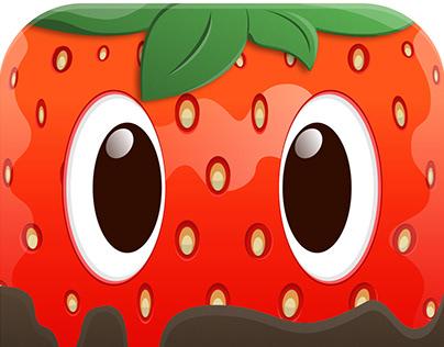 Strawberry App Icon