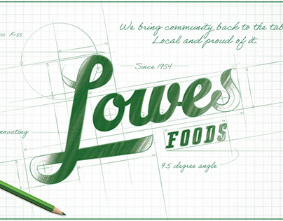 LOWES FOODS / Walrus New York