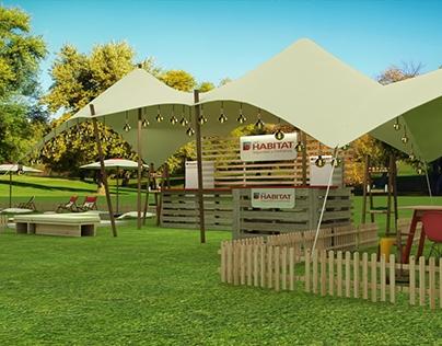 Propuesta activación Habitat golf-polo / Surface