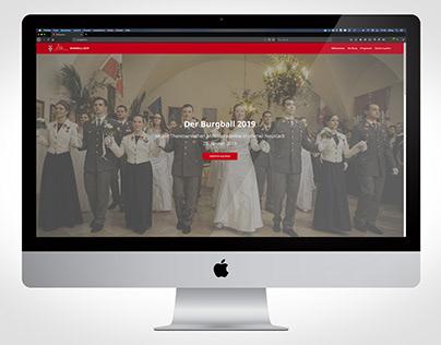Theresianische Militärakademie – Website