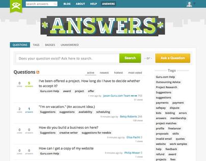 Guru Blog & Q&A