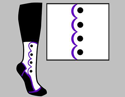 "socks ""Retro"")"