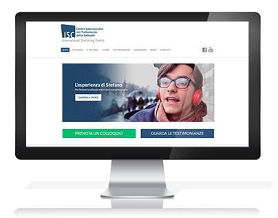 Stuttering Centre - Website