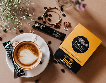 Instant Coffee Packaging | TGL Co