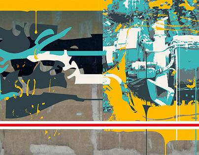 Ded Blokkz / Identity + Posters