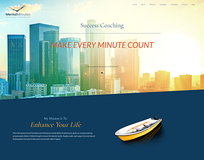 Web Design For Los Angeles Company