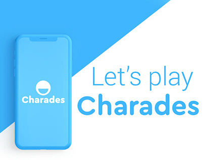 Charades - redesign concept