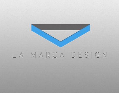 La Marca Design Logo!