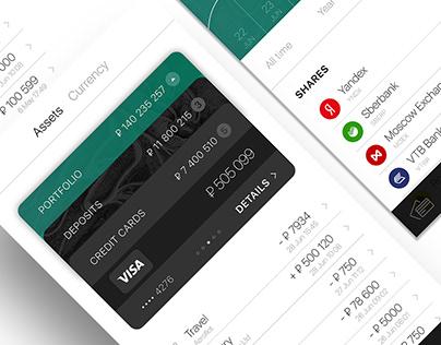Sberbank Private Banking app