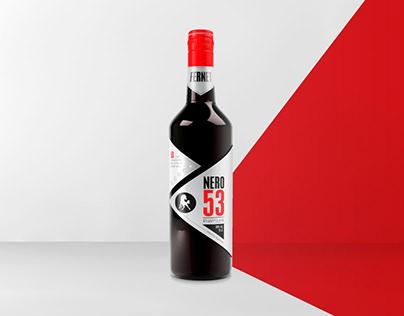 Nero 53 - Branding project - Web Design - Video