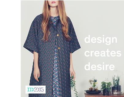 DESIGN CREATES DESIRE - design tourism film for ID2015