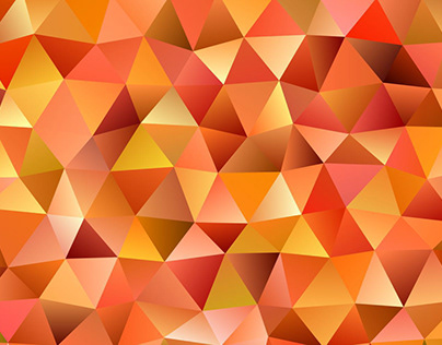 FREE Vector: Chaotic Gradient Triangle Background