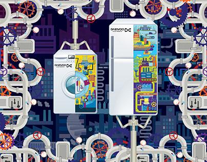 Appliances Branding