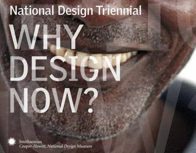 Cooper-Hewitt. National Design Triennial. Event Design.