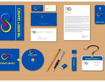 Branding  (the infinity graphics)