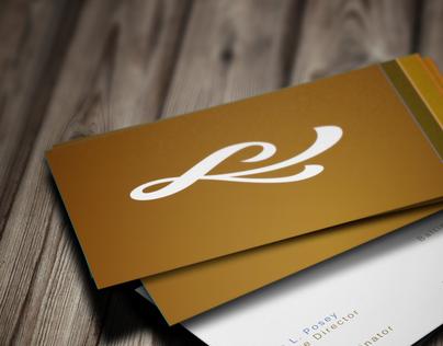 Ebo Posh Art Gallery - Business Cards