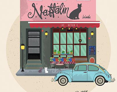 Balat Naftalin Cafe