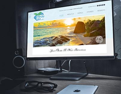 Chris Surfing Web Design