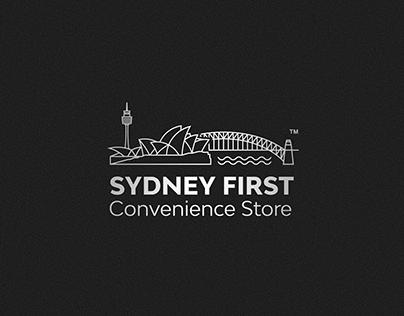 SYDNEY FIRST LOGO