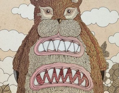 The Mole Bear Wars