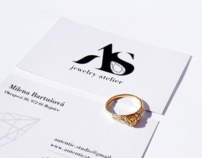Jewelry studio Branding