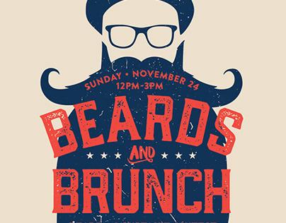 Beards + Brunch
