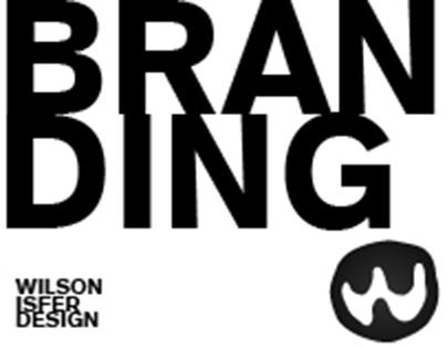 WILSON ISFER BRANDING DESIGN